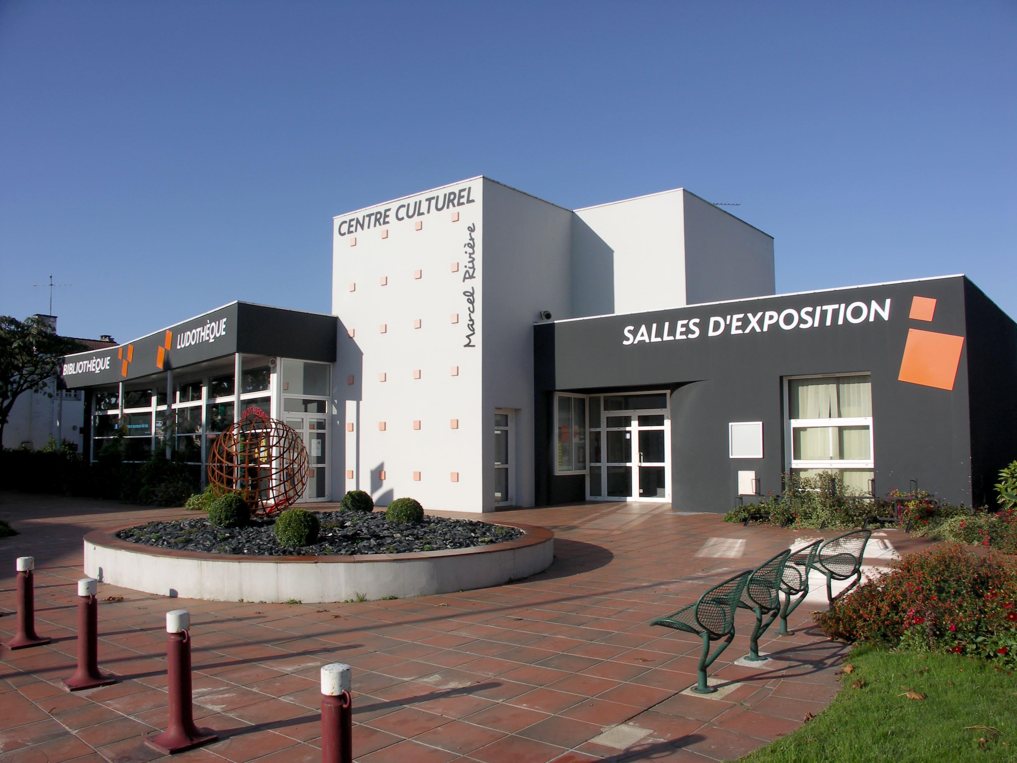 Centre culturel Marcel Rivière