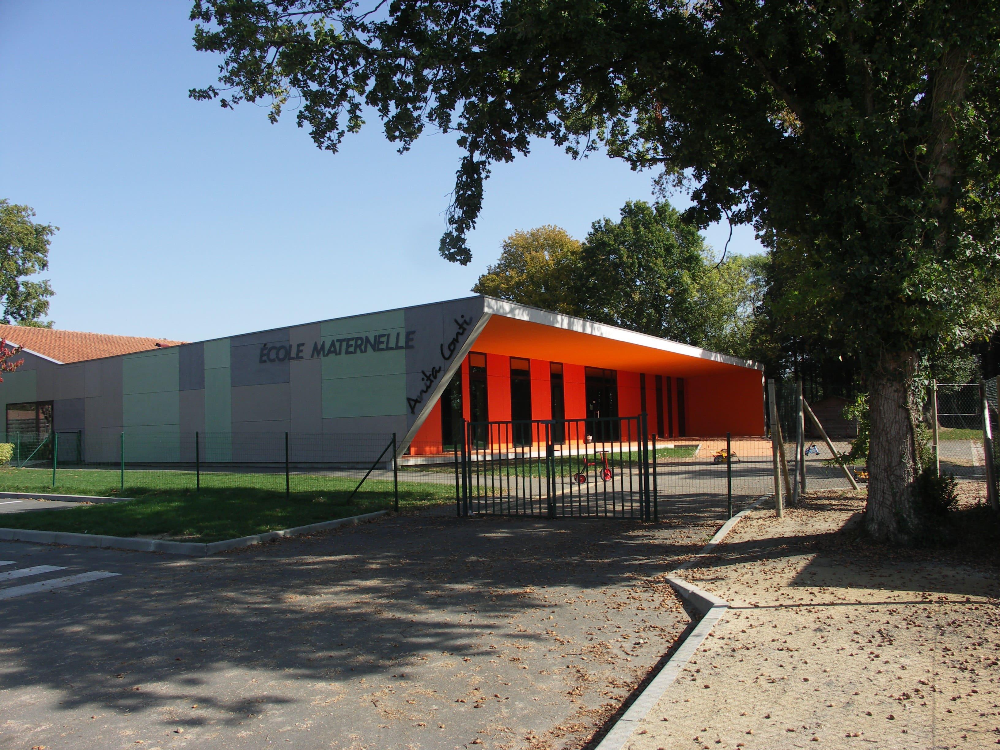 Ecole maternelle Anita Conti