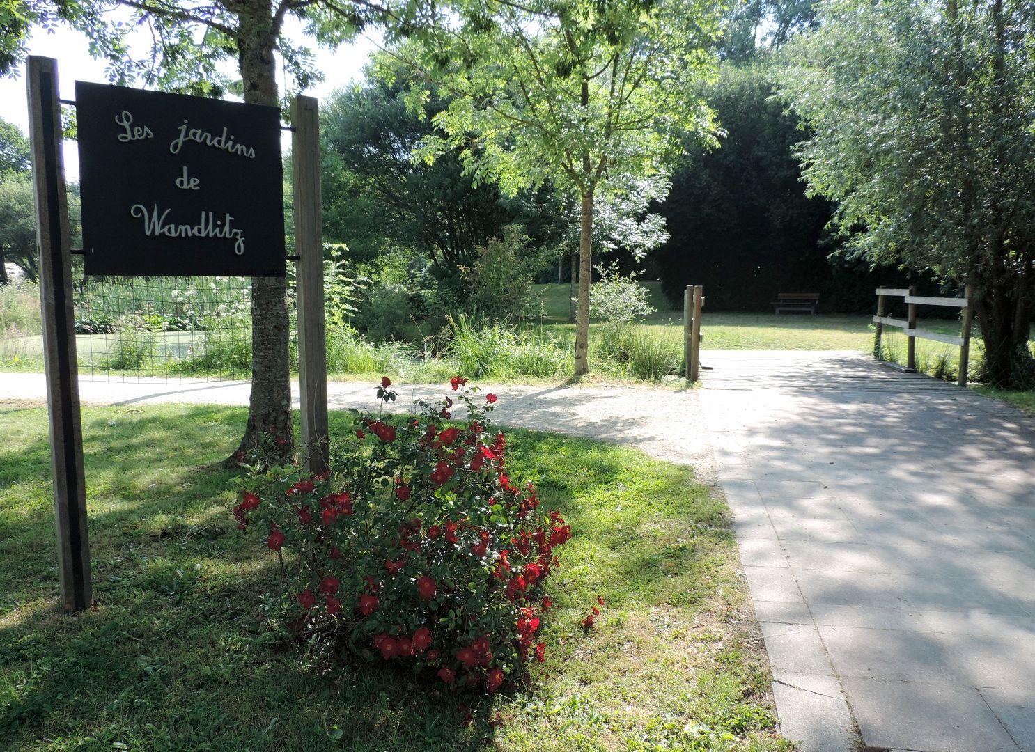 Jardins de Wandlitz