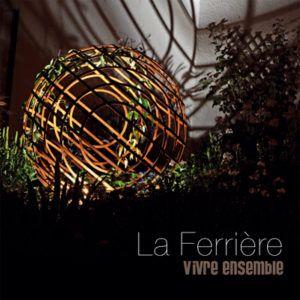 """Livre """"La Ferrière Vivre ensemble"""""""