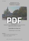 Enquête publique modification du PLU – Rapport